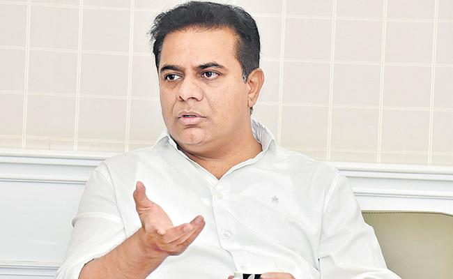 KTR urges Centre to provide Rs.3,418 cr for Pharma City