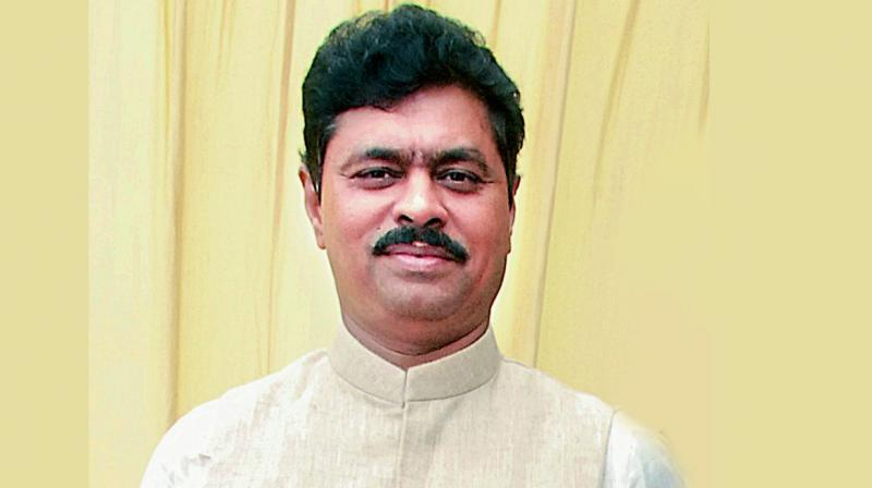 Telugu Desam MP C M Ramesh accused of Rs.74 crore scam