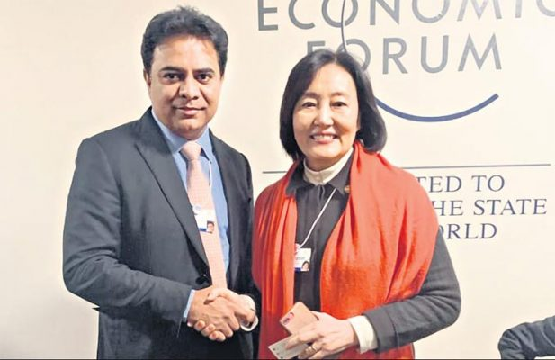 Telangana will be an investment destination: KTR