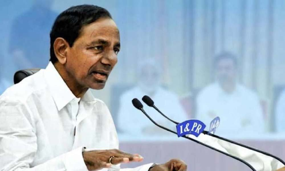 CM KCR to convene State Cabinet meeting today