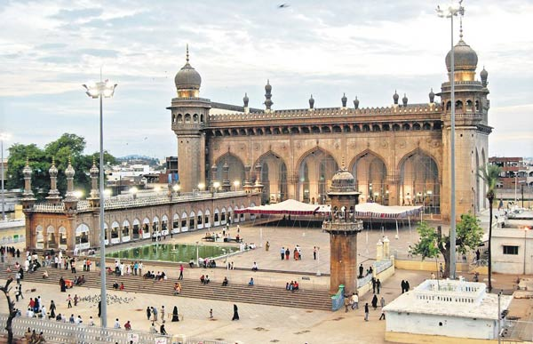 Id prayers are not allowed in Masjids in Hyderabad