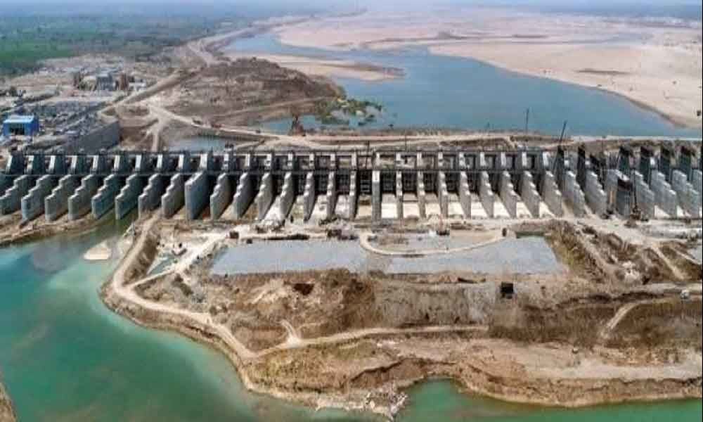 Kaleshwaram project to be inaugurated today