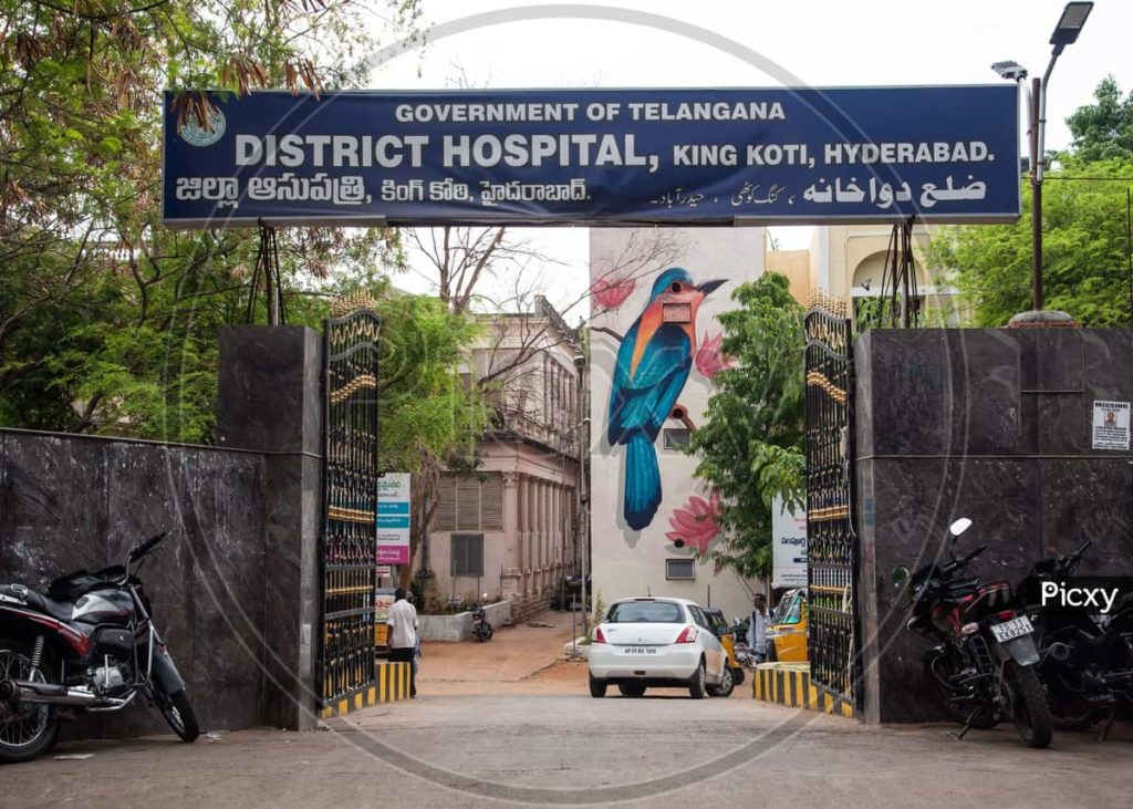 State govt decides to refurbish four more existing hospitals in Hyderabad