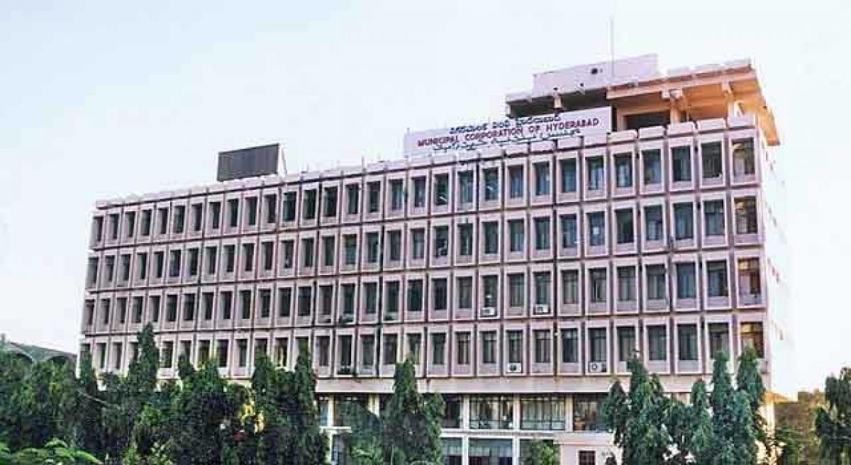 GHMC collects Rs.70 cr property tax under Early Bird scheme