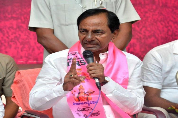 TRS aims to win 32 Zilla Praja Parishads (ZPP)