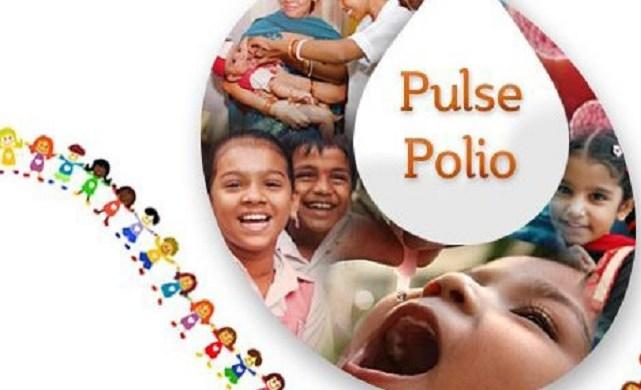 Pulse polio on Jan 28