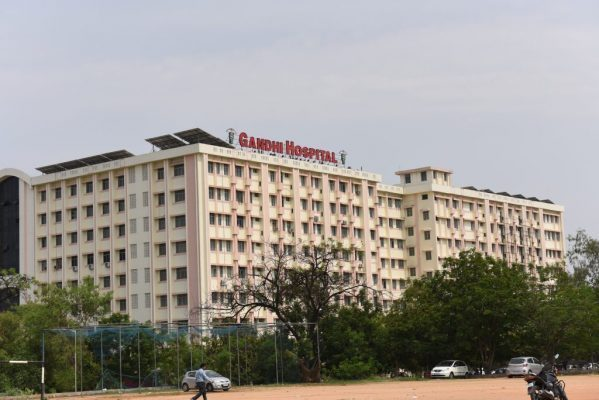 Telangana govt decides to convert Gandhi Hospital into an exclusive coronavirus treatment hospital