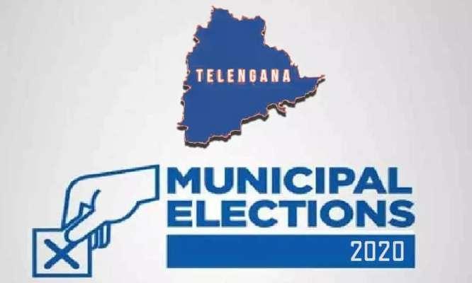 municipalpollsintelanganaonjanuary22