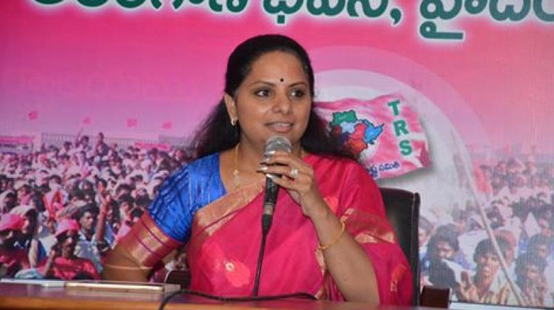 TRS will sweep over 100 seats in 2019 elections: Kavitha