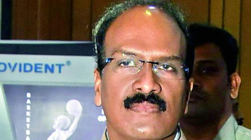 Janardhan Reddy axed from HMDA commissioner