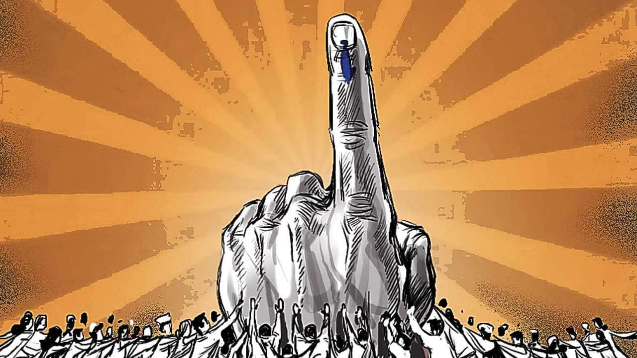 Telangana records 62.69 per cent voter turnout