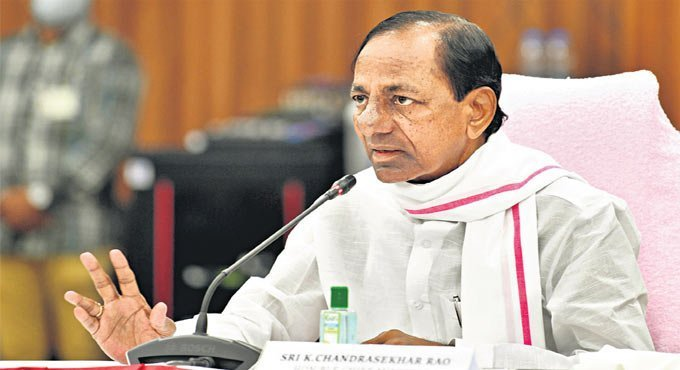 CM KCR directs the officials concerned to complete digitisation of registration documents
