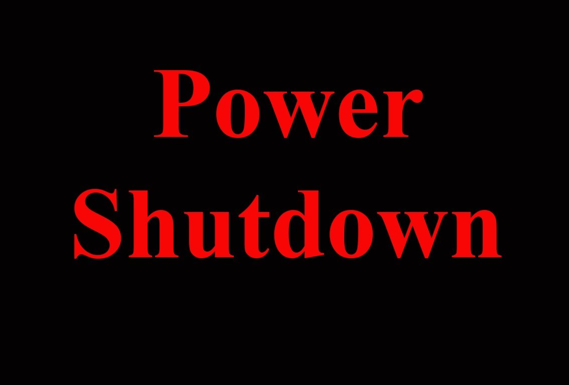 Power shut down in Mallepally, ITI between 2 pm to 5 pm today