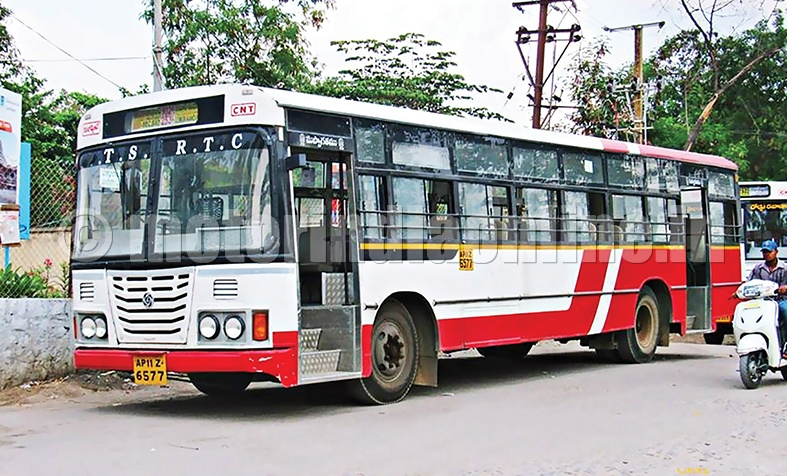 TSRTC introduces new bus route between Lingampally & Jubilee Bus Station