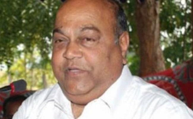 N Janardhan Reddy join Congress