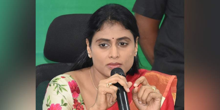 YS Sharmila