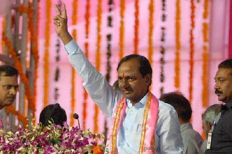 TRS  will soon come up with a new scheme for the farmers: KCR