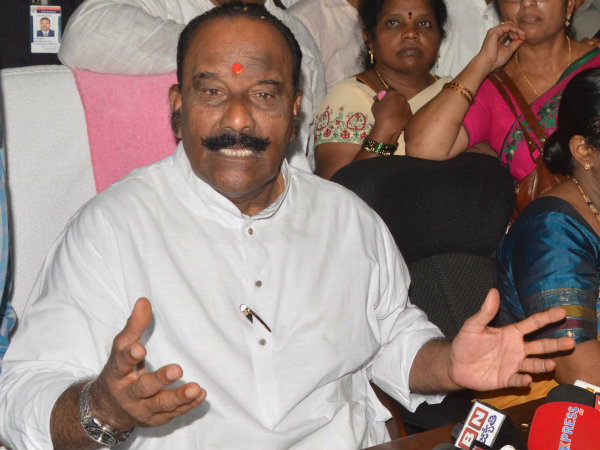 GHMC elections would be held after Sankranti: N.Narasimha Reddy