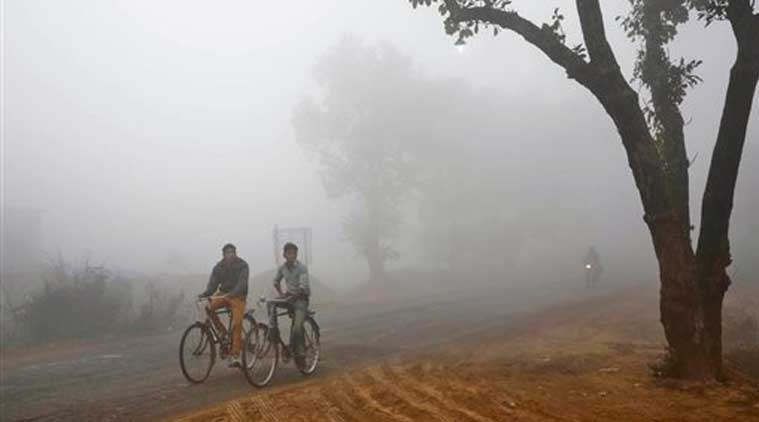 Chilly weather intensifies across Hyderabad