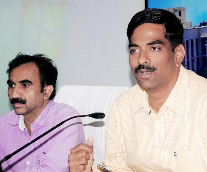 Hyderabad gets new Collector