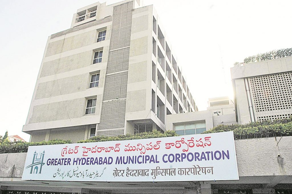 GHMC imposes Rs.10k fine on Golconda PS