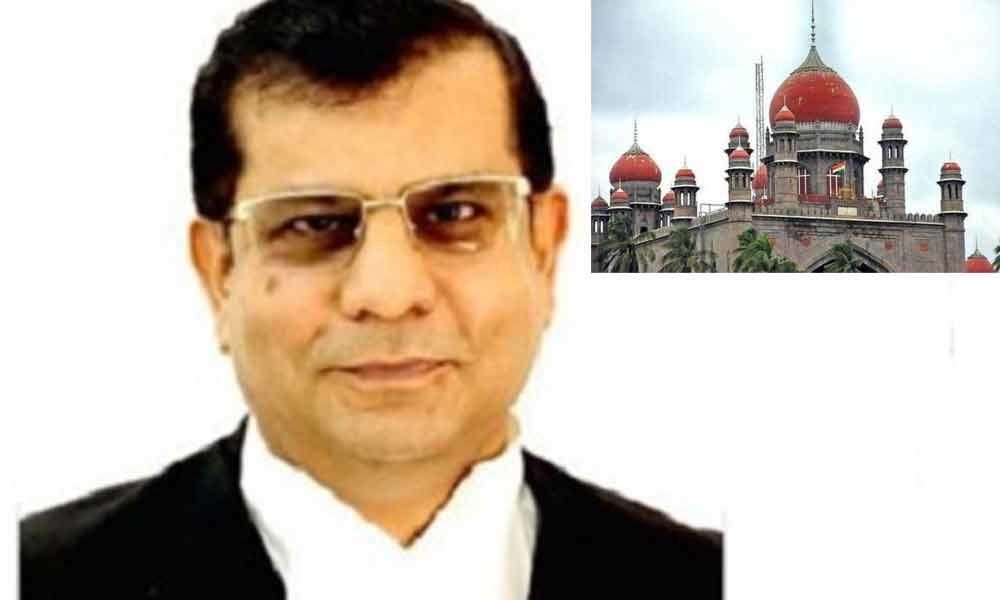 Justice RS Chauhan appointed as chief justice of Telangana High Court