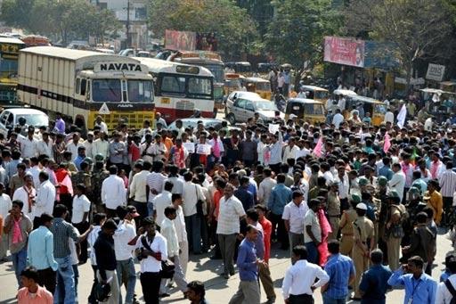 Hyderabad has 30 per cent of Telangana