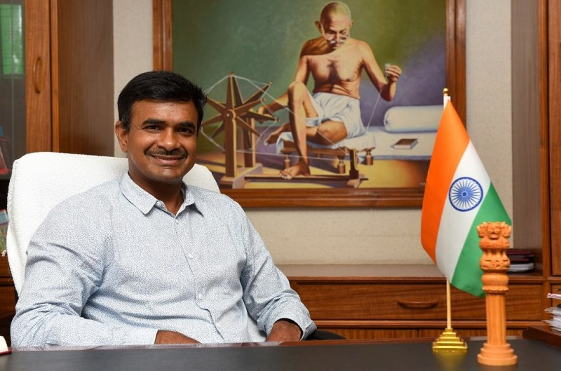 CV Anand appointed as Director of NISA