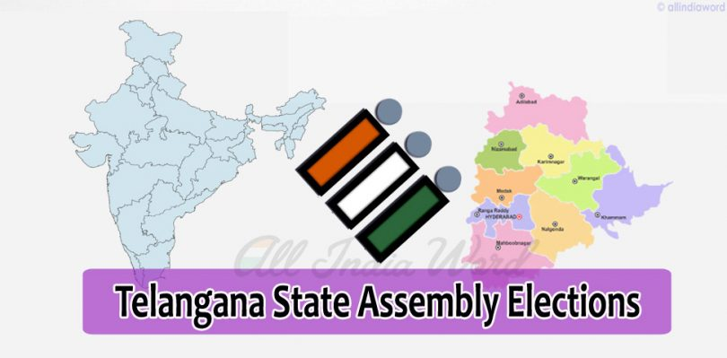 3,330 nominations for 119 seats for Telangana Assembly