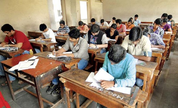 Intermediate exams: Ban order in city