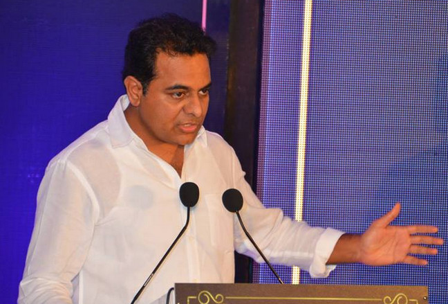 KTR to lay foundation for new Shamirpet reservoir