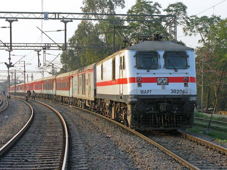 Udaan Express makes a stop in Hyderabad