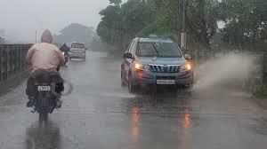 Southwest Monsoon advanced into several parts of Telangana