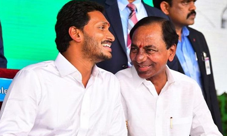 KCR, Jagan to meet on June 17