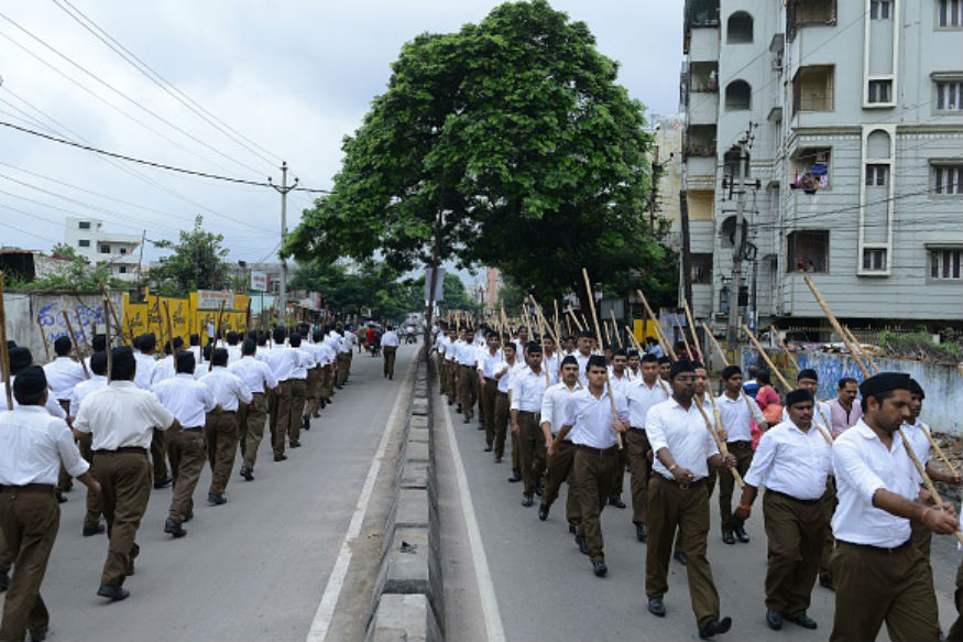 Three-day long meeting of RSS begins in Hyderabad