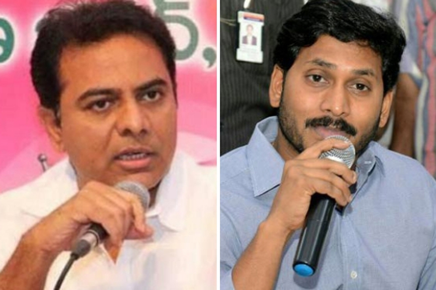 KTR to hold talks with Jagan today