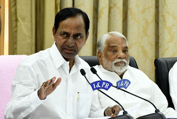Telangana CM KCR calls Andhra CM Naidu a liar and 'dirtiest politician