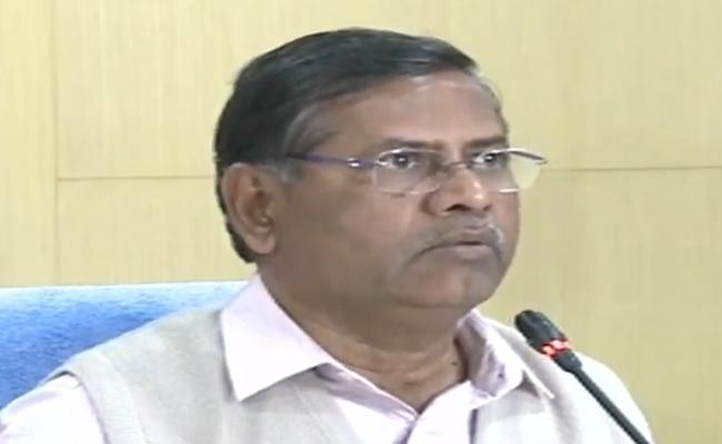 Arrangements are ready for first phase of Panchayat polls: Nagi Reddy