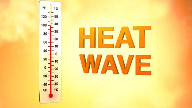 Adlilabad sizzles at 45.3 degrees Celsius in Telangana State
