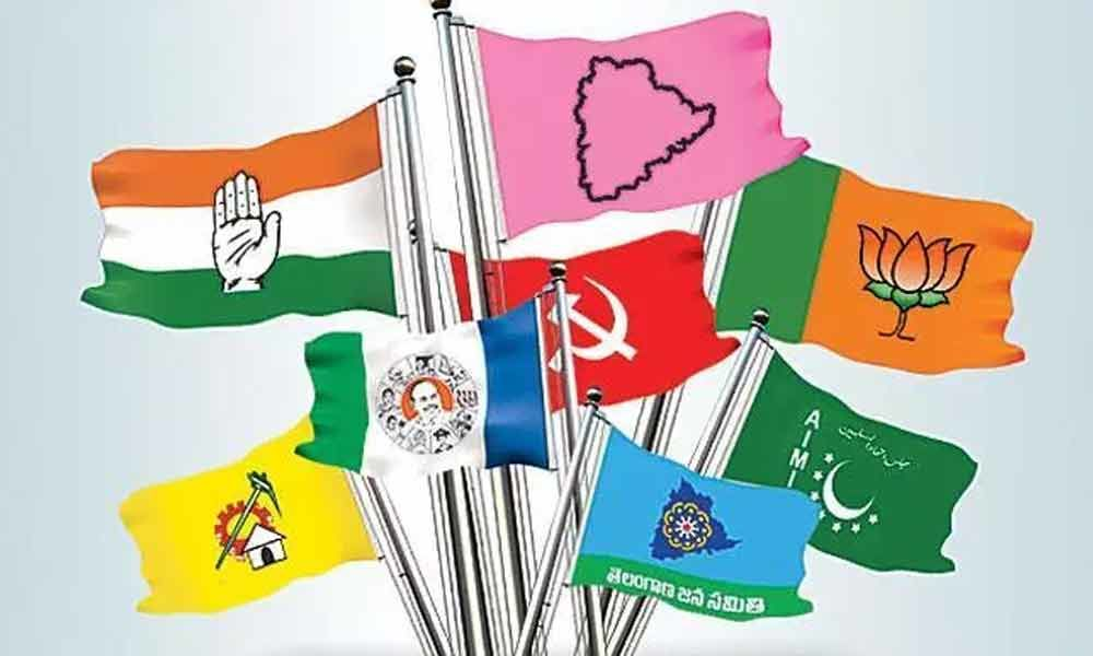 Campaigning ends in Telangana today