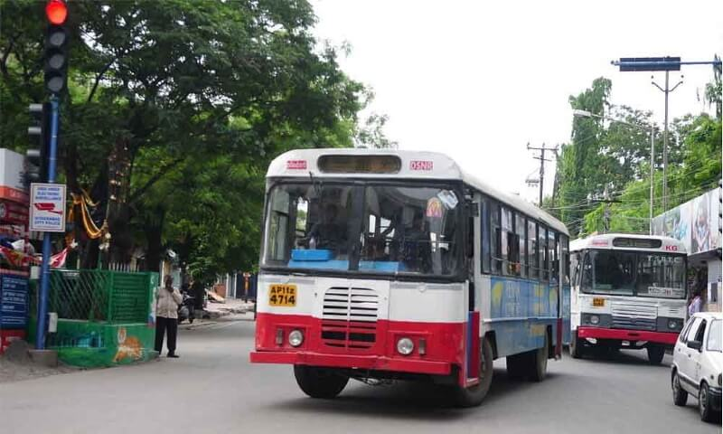 After six months, TSRTC resumes bus services in Hyderabad
