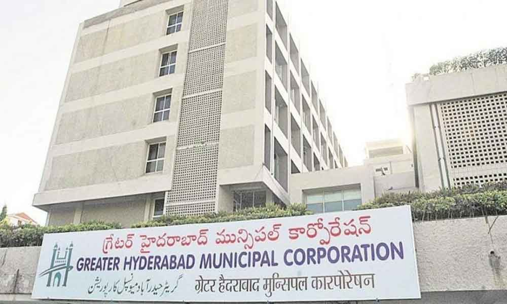 GHMC earns Rs.797 cr from building permissions