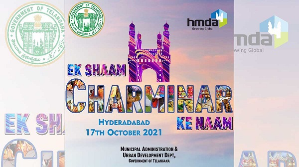 """Here are the events lined up this Sunday under """" Ek Shaam Charminar ke Naam"""""""