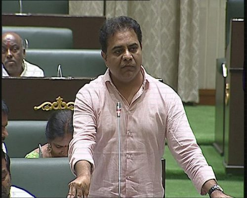 Penalties for food adulteration to be hiked by 10 times: KTR
