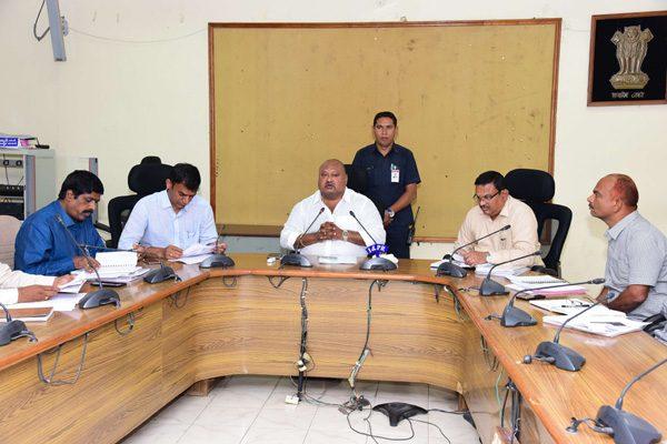 Mission Bhagiratha water to Karimnagar from Jan 1