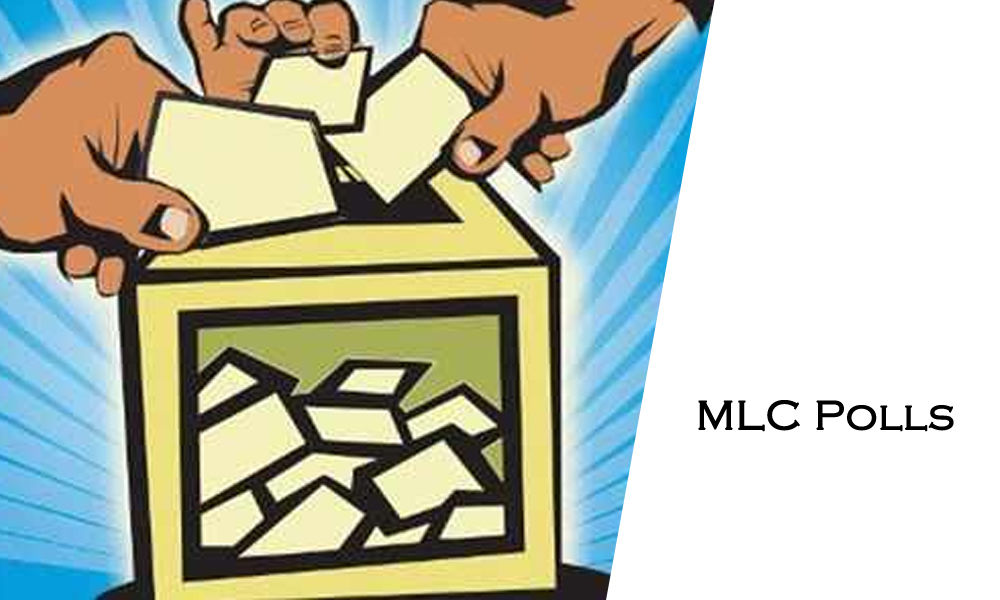 Bypolls for 3 MLC seats on May 31 in Telangana