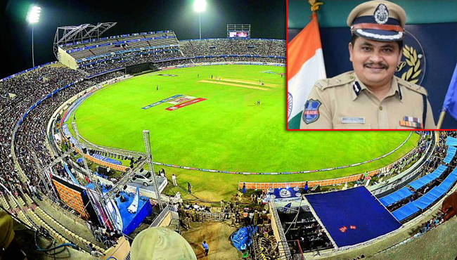 Tight security for IPL match at Uppal stadium today