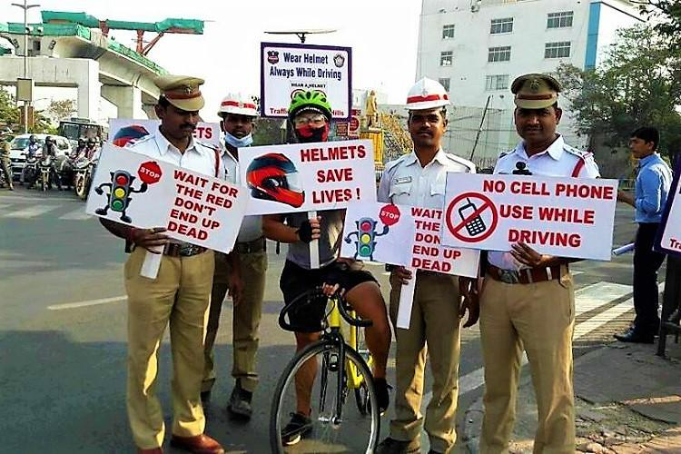 Telangana rakes in Rs 235 crore in traffic fines, but accidents and deaths decline