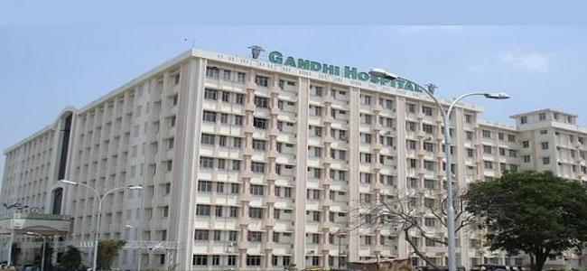 Mini-theatre complex at Gandhi Hospital