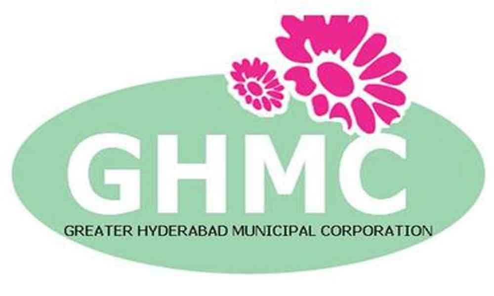 GHMC launches special drive to clear flexis